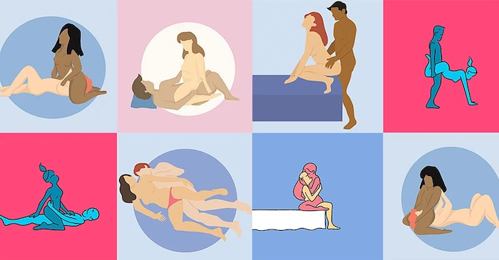 Sex positions with fuck buddies