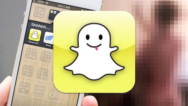 Sexting girls snapchat 'Snapchat' sexting